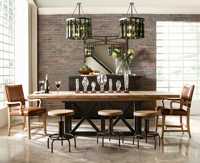 forecast contemporary dining