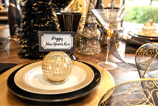 New Year S Eve Decorating Ideas