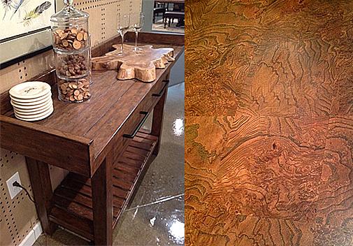 Petrified Wood Accessory 1