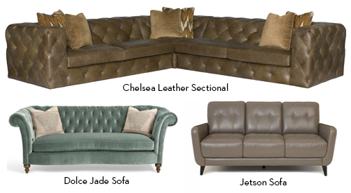 Tufted Sofas