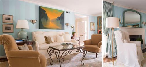 Patti Perrier Blue Room 2