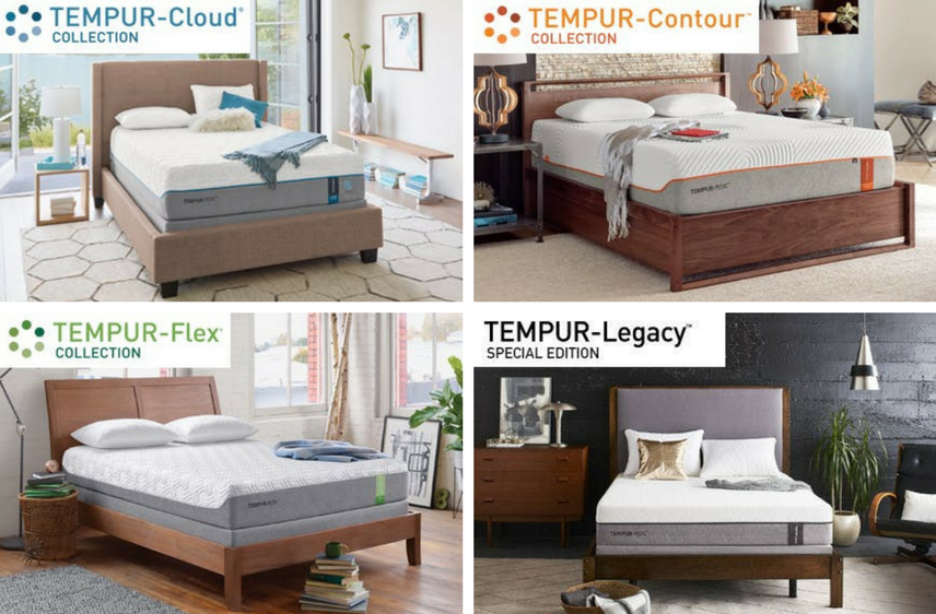 Post image for Which Tempur-Pedic Mattress Is Right For You?