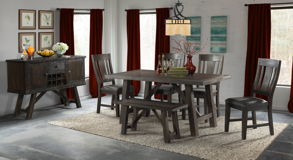 As Interior Designers Shift From Formal To More Casual Looks Dining Benches Continue Gain Popularity In Rooms Across The Country