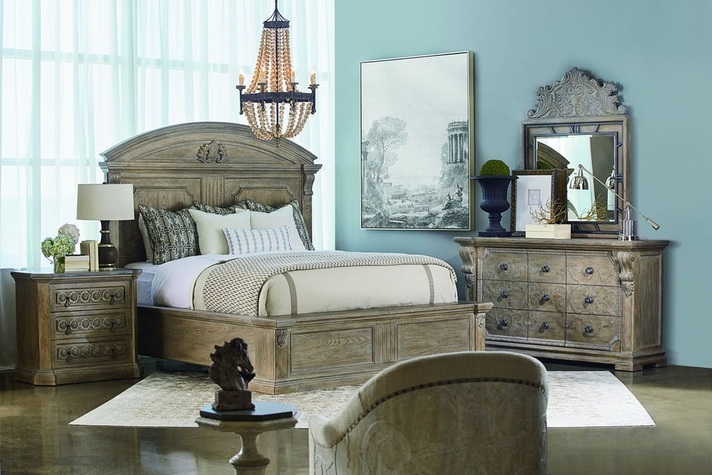 Traditional Bedroom Furniture Texas