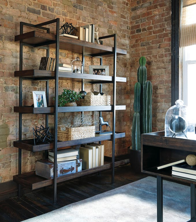 Display Bookshelf