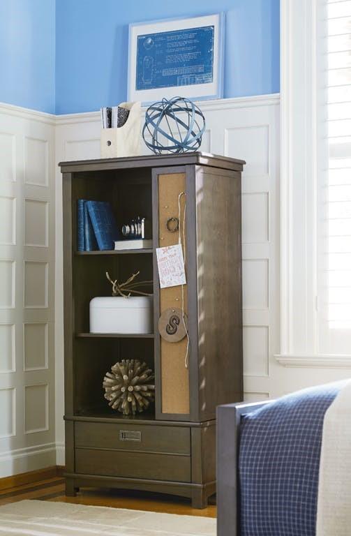 Varsity Wood Bookcase