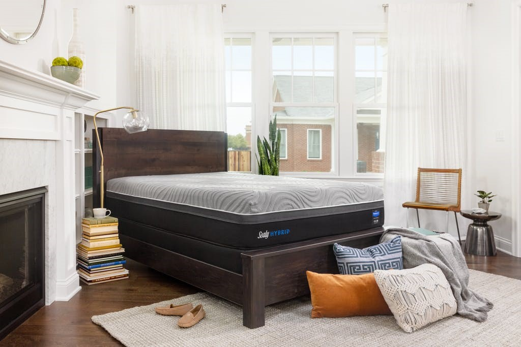 Sealy Hybrid Plush Mattress