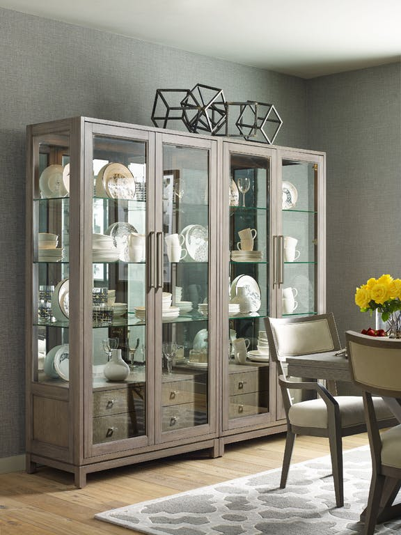 Rachael Ray Highline China Cabinets