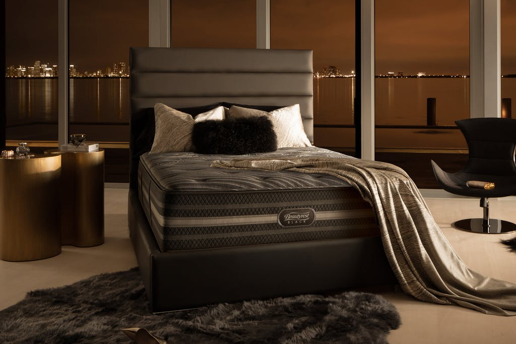 Beautyrest Luxury Firm Regular Profile Mattress