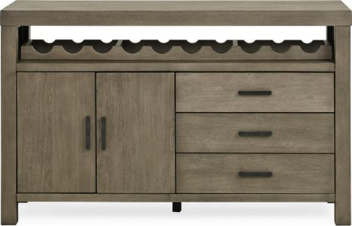Easton Grey Modern Sideboard