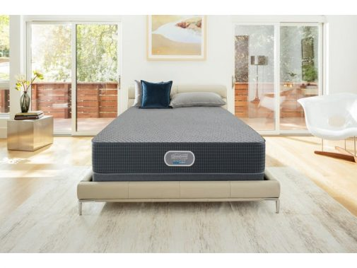 Beautyrest Silver Hybrid Vivid Shore Luxury Medium Mattress